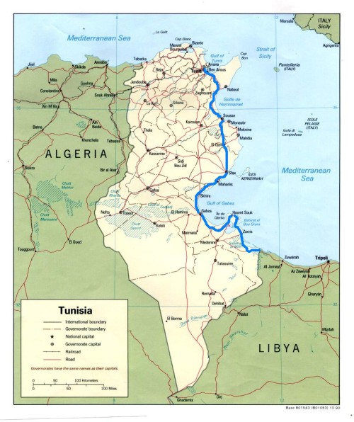 tunisia new web